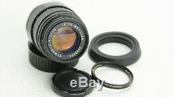 Leica Leitz Wetzlar Elmar-C 4 / 90mm, f. Leica-M, GUT
