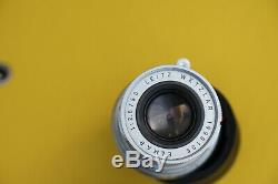Leica Leitz Wetzlar Elmar M 2,8 50mm