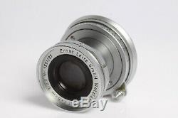 Leica Leitz Wetzlar Elmar-M 2,8/5cm Leica-M versenkbar 2,8/50 Germany