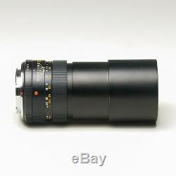 Leica Leitz Wetzlar Elmar R 180mm f4 Prime Lens Telephoto Germany