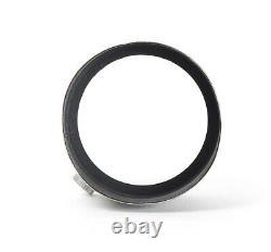 Leica Leitz Wetzlar FLQOO Lens Hood for Elmar 3.5cm Black Nickel Black Paint