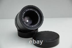 Leica Leitz Wetzlar Macro-Elmar 14/100 Lens no. 2391002
