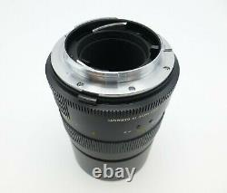 Leica Leitz Wetzlar Macro-Elmar-R 100mm f4 Lens