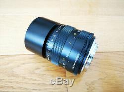 Leica Leitz Wetzlar Macro Elmar R 100mm f4 lens 3 cam