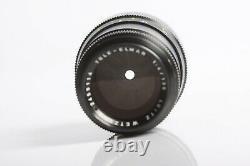 Leica Leitz Wetzlar Tele-Elmar-M 4/135 Lens GERMANY LENS