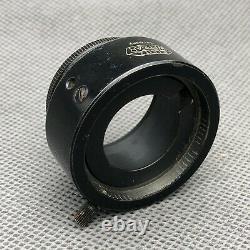 Leica Leitz Wetzlar Valoo clamp on Elmar 5cm Lens hood A36 36mm clamp on GENUINE