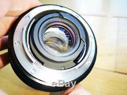 Leica Leitz Wetzlar Vario-Elmar R 28-70mm f3.5-4.5 zoom 3cam lens
