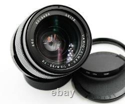 Leica Leitz Wetzlar Vario-Elmar R 35-70mm f3.5 Zoom With Leica Filter
