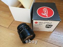 Leica Leitz Wetzlar Vario-Elmar R 35-70mm f3.5 zoom 3cam lens