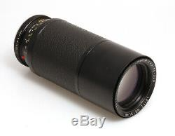 Leica Leitz Wetzlar Vario-Elmar-R 4,5/75-200 mm #2981002