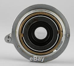 Leica M39 Elmar 3,5cm 3,5 Leitz SHP 63733
