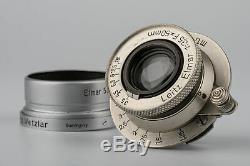 Leica M39 Elmar 50mm 3,5 Leitz SHP 63743