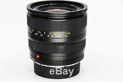 Leica R 3.5-4 21-35 mm ASPH. Vario-Elmar-R ROM 11274 leitz sl2 adaptable boxed