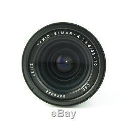 Leica-R Vario-Elmar-R 13,5 / 35-70mm Objektiv geprüft + 1 Jahr Gewährleistung