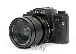 Leica R4 35mm SLR film camera with Leitz Vario Elmar 35-70mm F3.5 zoom lens