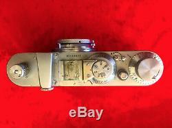 Leica Standard von 1936 No. 188571 Leitz Elmar 3,5/5cm with lens & case