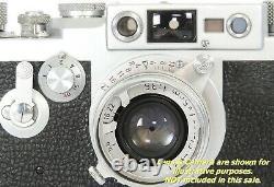 Leica VOOLA Aperture Setting Ring for Elmar 5cm & Leitz FISON & FOOKH Lens Hoods