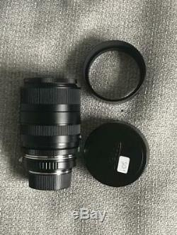 Leica Vario-Elmar-R 35-70mm F4 Leitz E60 ROM 11277 with Hood and Cap