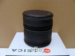 Leitz 11213 Leitz Leica Super Elmar-R 13.5/15mm 1a Sammlerstück TOP