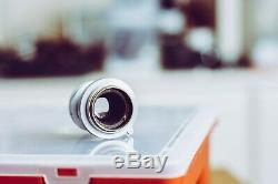 Leitz 50mm f2.8 Elmar collapsable