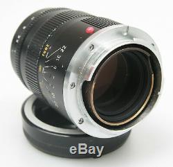 Leitz 90mm f/4 Elmar -C Prime Lens M Mount Lens, for Leica CL / Minolta CLE