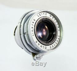 Leitz Elmar 12.8/50 M39 Objektiv für Leica 32820