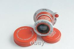 Leitz Elmar 3.5/50 mm RF M39 Leica Zeiss Eleitz Wetzlar, Limited edition