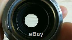 Leitz Elmar 50mm f3.5 M Leica mount lens
