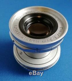 Leitz Elmar 5cm f/2.8 Lens Leica Screw Mount
