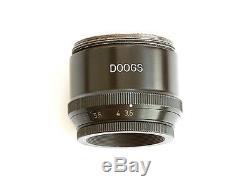 Leitz Elmar Repro 50mm 5cm f3.5 DOOGS Enlarger/Macro Lens M39 L39 Leica FOCOTAR