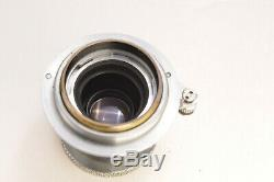 Leitz Elmar f/3.5 50mm m39 screw mount