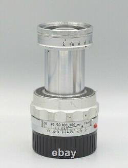 Leitz LEICA Elmar-M 14/ 90mm collapsible, in good condition