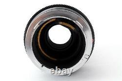 Leitz Leica 135mm F4 Tele-Elmar Black M mount Lens from Japan #675828