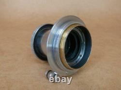 Leitz Leica 50mm 13.5 Elmar Lens uncoated 1939
