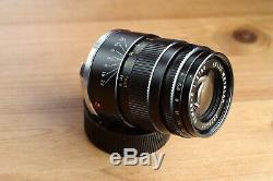 Leitz Leica 90mm F4 Elmar C For Film or Digital M and various Mirrorless DSLR