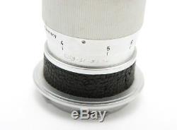 Leitz Leica 9cm f4 Elmar M Mount Telephoto Rangefinder Lens 27369