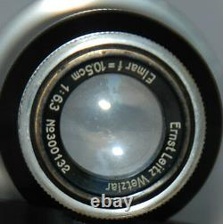 Leitz Leica Elmar 105mm16.3 SN. 300132 y1936