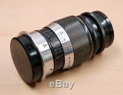 Leitz Leica Elmar 14/ 9cm, Thin-Elmar M39, 12 Monate Gewähr
