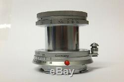Leitz / Leica Elmar 2,8 / 50 mm Objektiv für Leica M 1721761