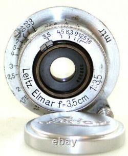 Leitz Leica Elmar 3,5/3,5cm #332359 M39