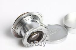 Leitz Leica Elmar 3.5/50mm for M39