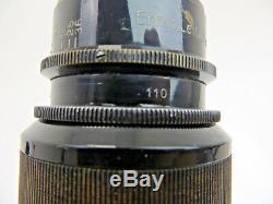 Leitz Leica Elmar 4,5 135 Nickel m39 LTM non standard #110 ld021