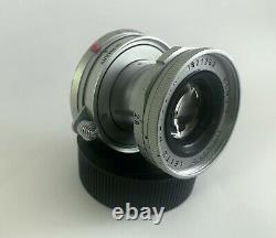 Leitz / Leica Elmar 50mm F 2.8 (Leica M-Mount)