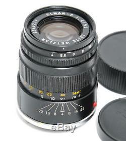 Leitz Leica Elmar-C 14/90mm lens M Mount with caps