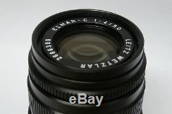 Leitz / Leica Elmar-C 4 / 90 mm Objektiv für Leica M Bajonett 2686389