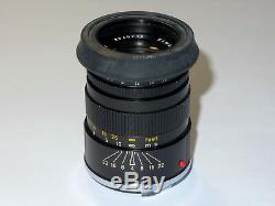 Leitz Leica Elmar C 90 mm 14 aus 1974. Made in Germany