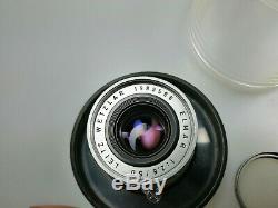Leitz Leica Elmar-M 12.8/50mm N0 1989566 TOP ZUSTAND