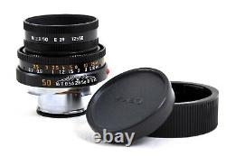 Leitz Leica Elmar-M 12.8/50mm (made in Germany)