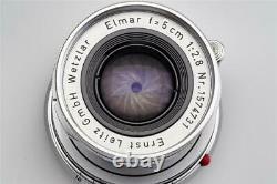 Leitz Leica M Elmar 2.8/50mm 11612 #1574731