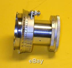 Leitz Leica M Elmar 5cm 13,5 ELMAM standard lens